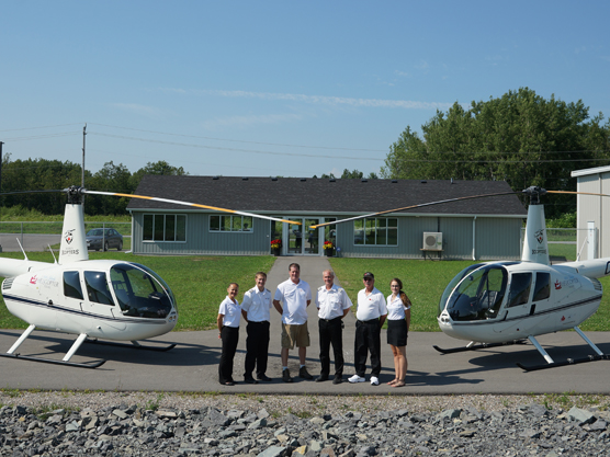 1000 Islands Helicopter Tours Featured Image