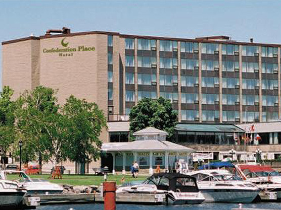 Confederation Place Hotel Featured Image