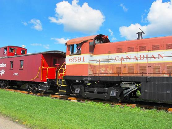Railway Museum of Eastern Ontario Featured Image
