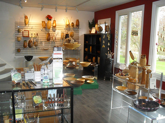Paul Ross Woodturning Gallery Featured Image