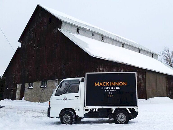 MacKinnon Brothers Brewing Co. Featured Image