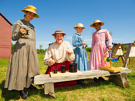 Upper Canada Village Featured Image