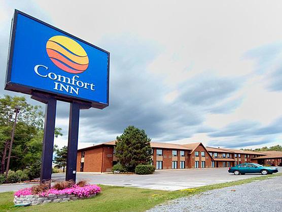 Comfort Inn Kingston Highway 401 Featured Image