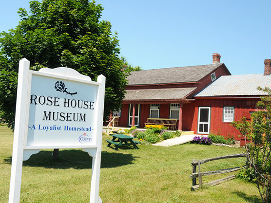 Rose House Museum Featured Image