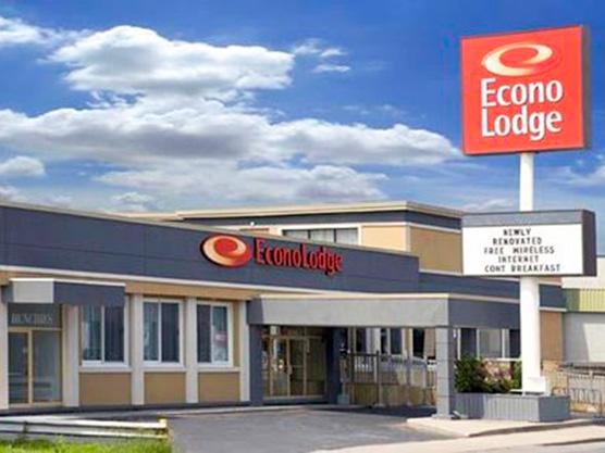 Econo Lodge City Centre Featured Image