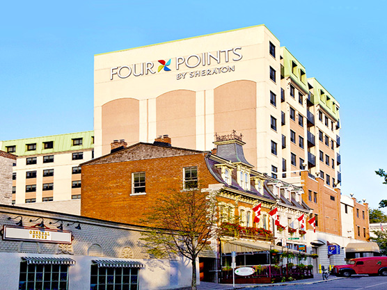 Four Points by Sheraton Kingston Featured Image