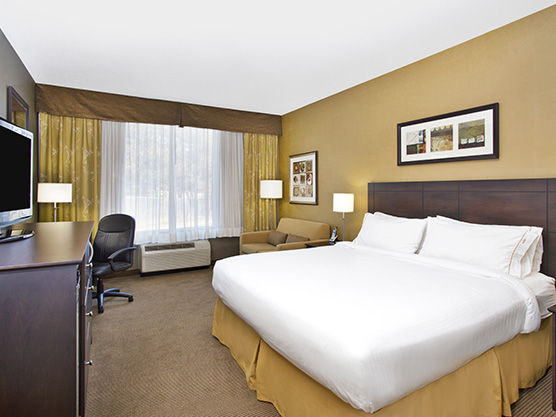 Holiday Inn Express & Suites Kingston Featured Image