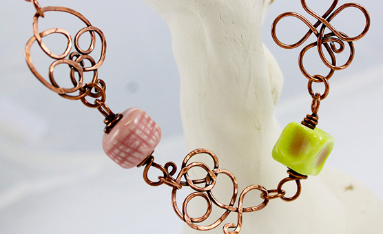Organic_copper_strawberry_cream_and_green_necklace_2_N4_1024x1024
