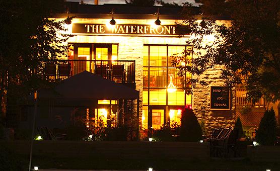 WaterfrontSummerReflection