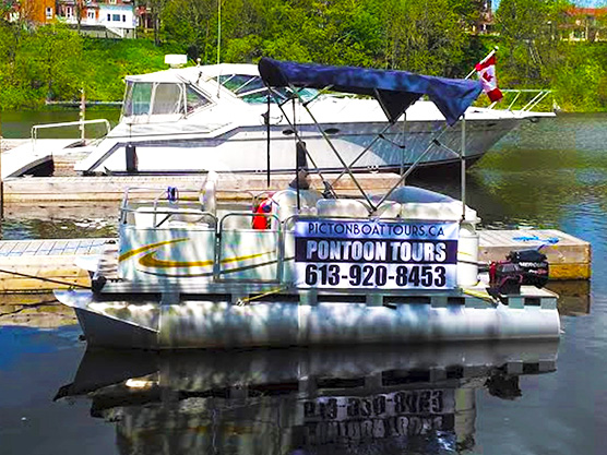 Picton Harbour Pontoon Tours Featured Image