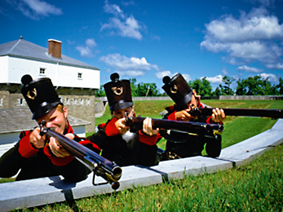 Fort Wellington National Historic Site of Canada Featured Image
