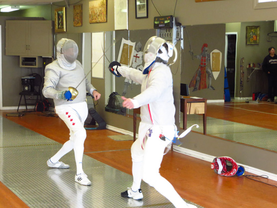 Kingston Fencing Club Featured Image