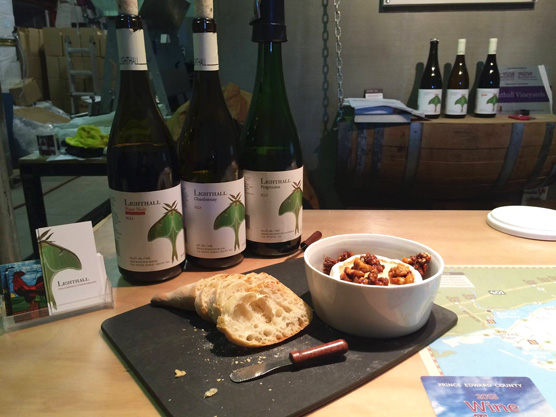 Lighthall Vineyards Featured Image