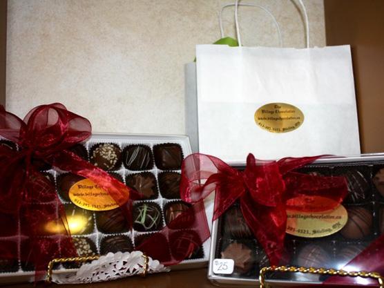 The Village Chocolatier Featured Image
