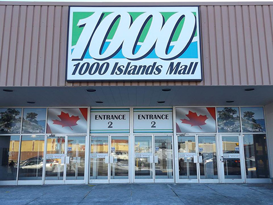 1000 Islands Mall Featured Image