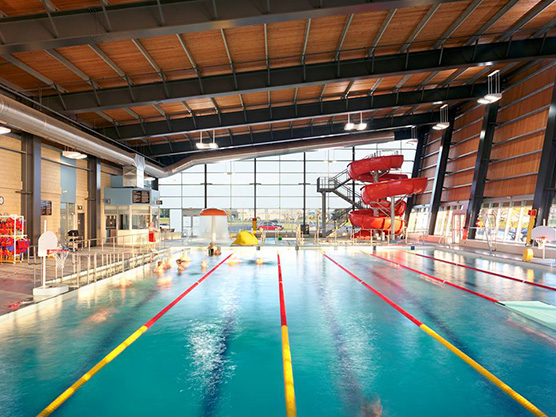 Cornwall Aquatic Centre Featured Image