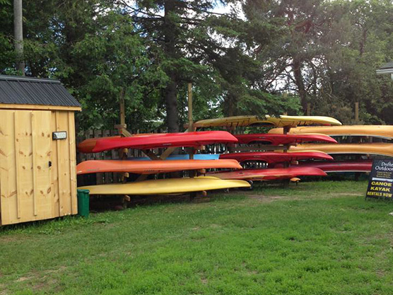 Drifters Outdoors Canoe & Kayak Rentals Featured Image