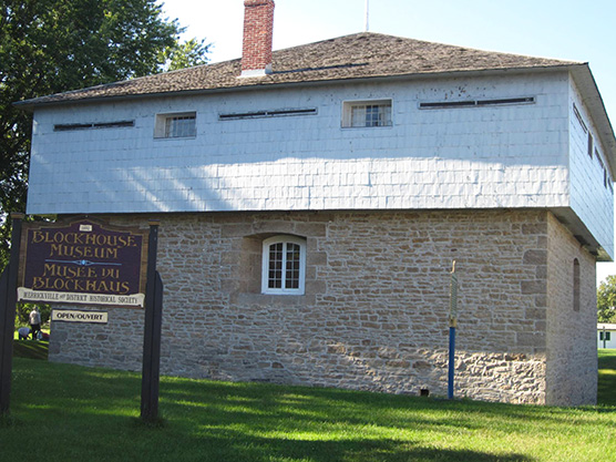 The Blockhouse Museum Featured Image