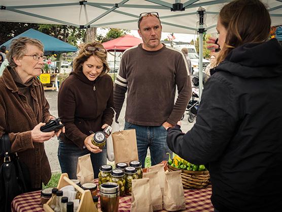 Wellington Farmers' Market Featured Image