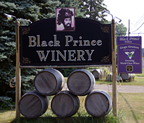 Black Prince Winery Featured Image