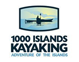 1000 islands kayaking logo