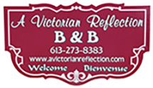 A Victorian Reflection Bed & Breakfast logo