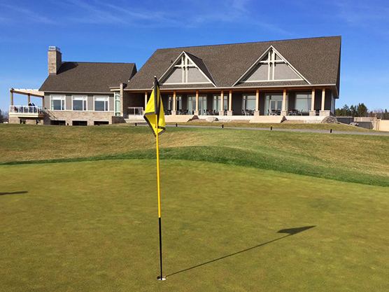 eQuinelle Golf Club Featured Image