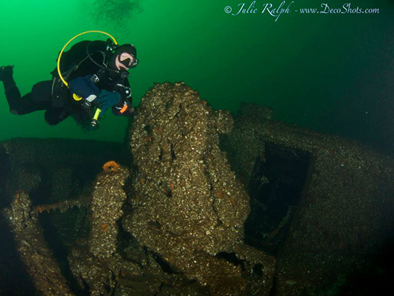 Pat's Dive Charters Featured Image