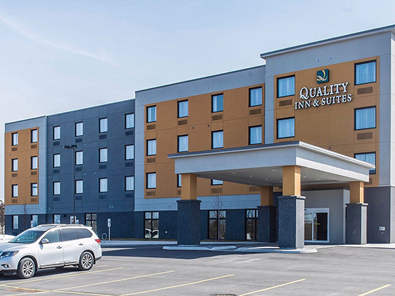 Quality Inn & Suites Kingston Featured Image