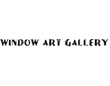 window art gallery logo
