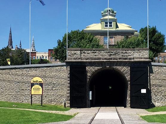 Brockville Railway Tunnel Featured Image