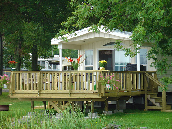 Hideaway Trailer Park & Campground Featured Image