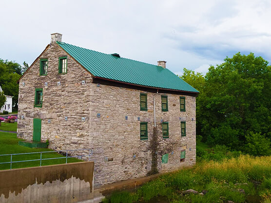 Martintown Grist Mill Featured Image