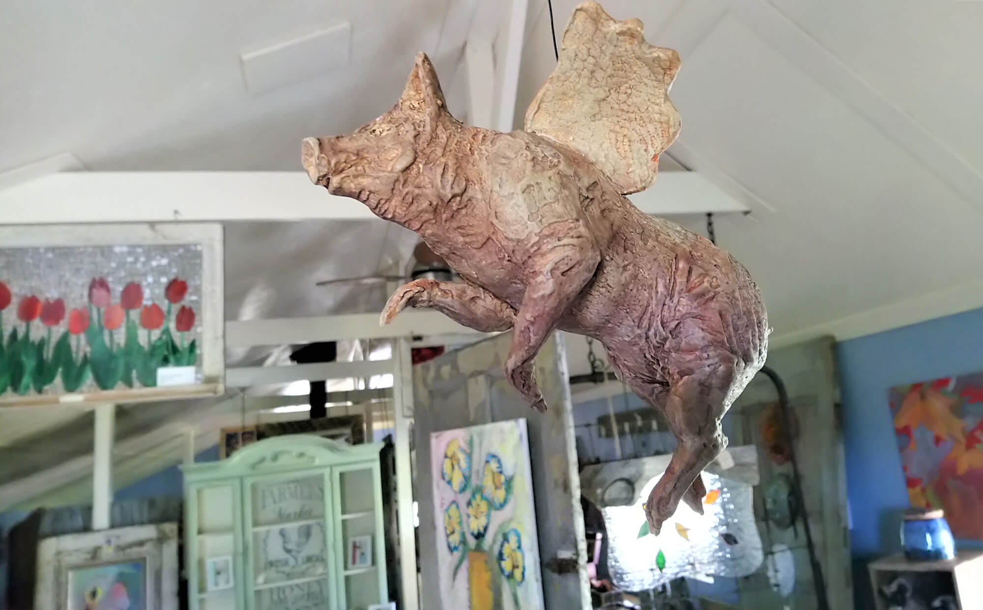 The Piggery Gallery Featured Image