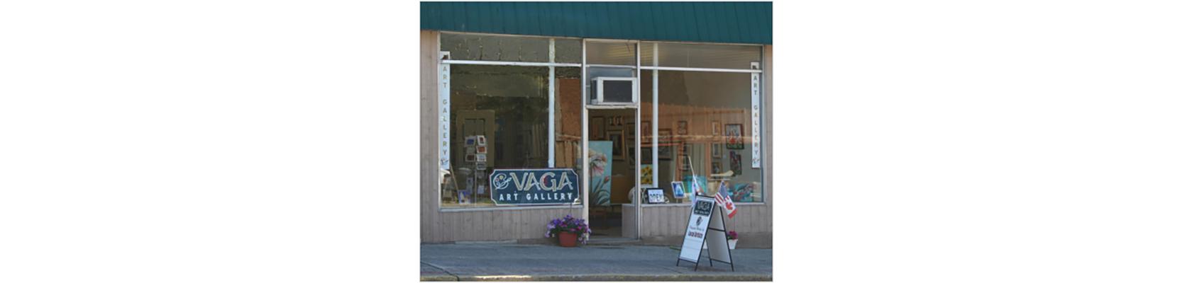 VAGA Art Gallery Featured Image