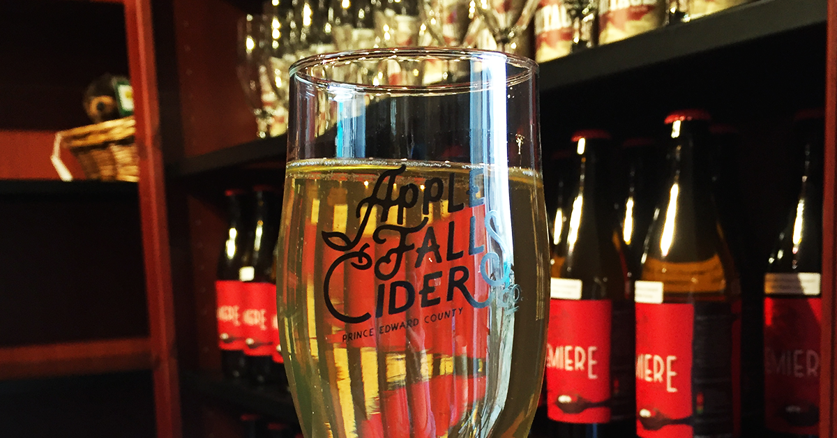 Apple Falls Cider Co. Featured Image