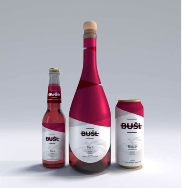 BUSL Cider co. Featured Image