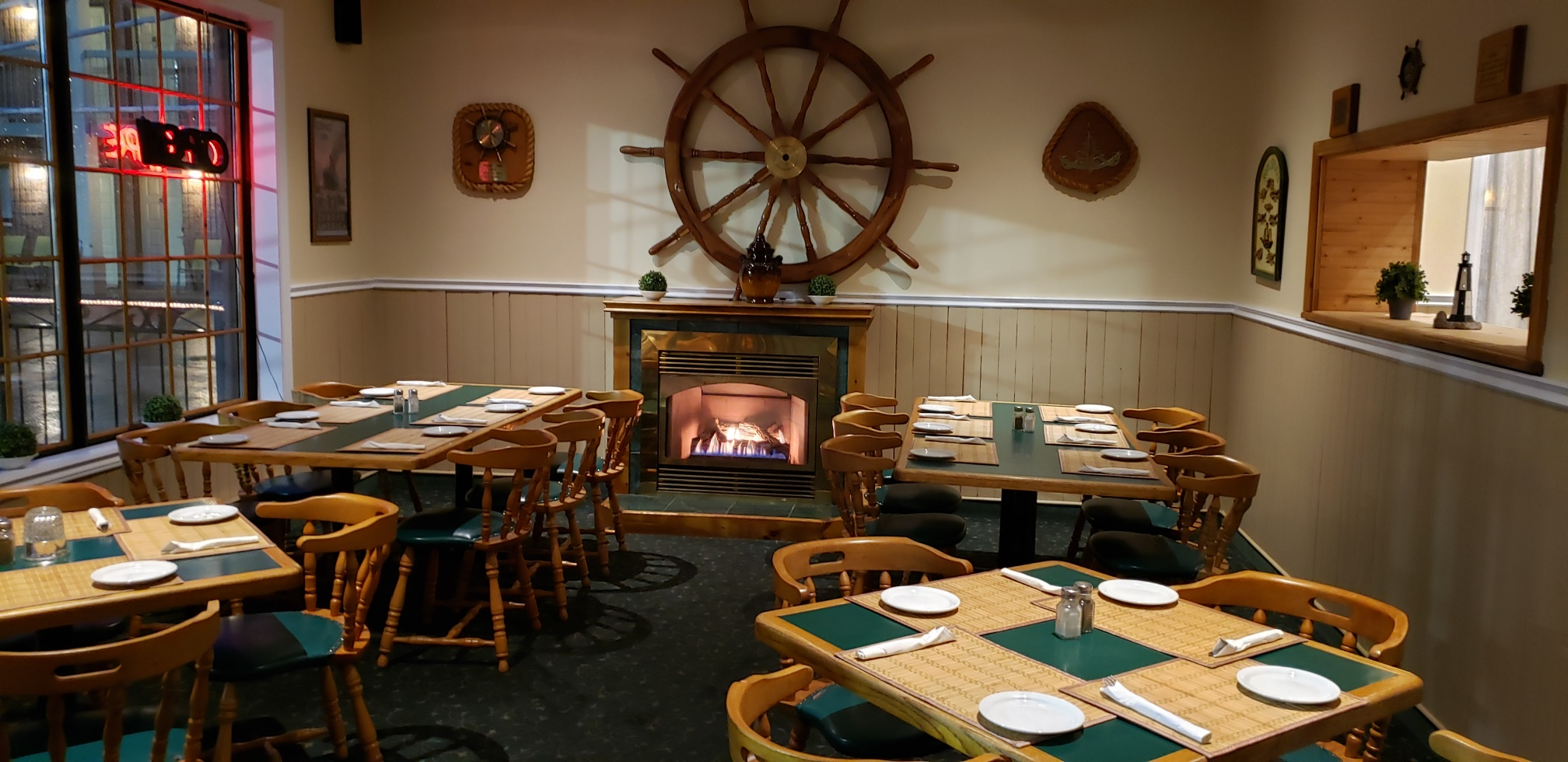 Wheel And Anchor Restaurant and Bar Featured Image