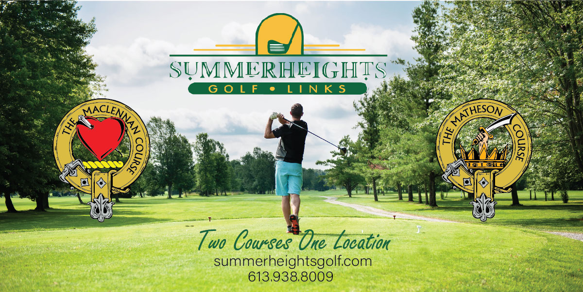 Summerheights Golf Links Featured Image