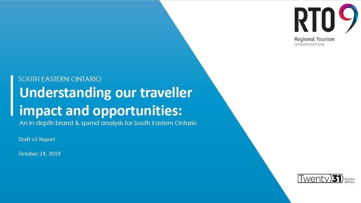Understanding Our Traveller