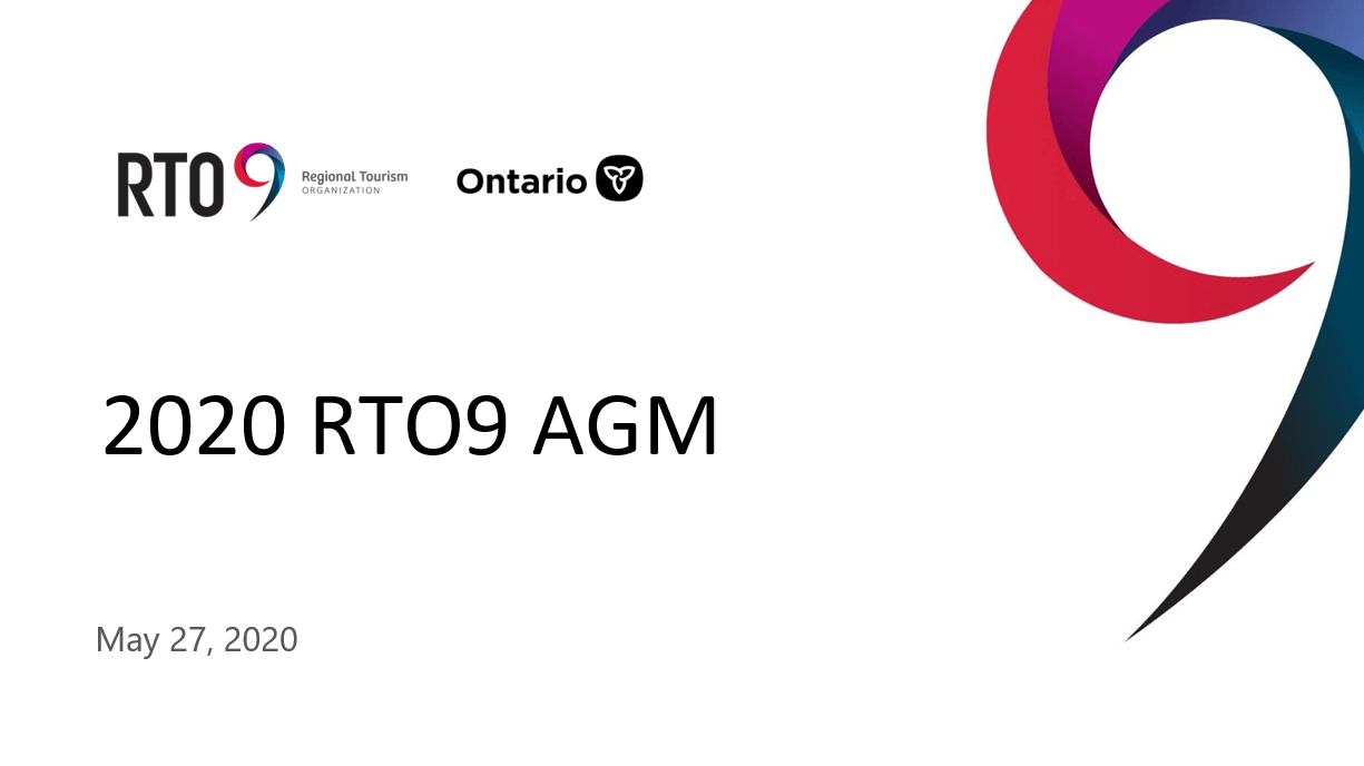 AGM Report cover